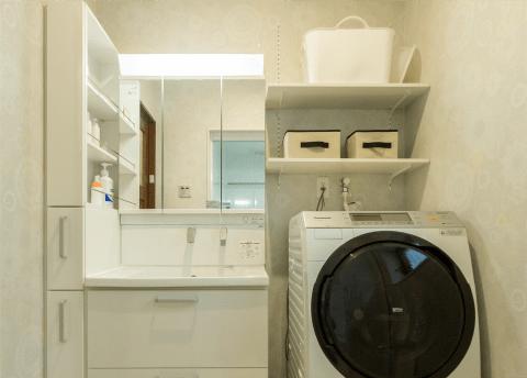 洗面台の取替