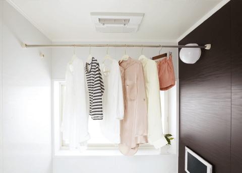 浴室暖房乾燥機の設置